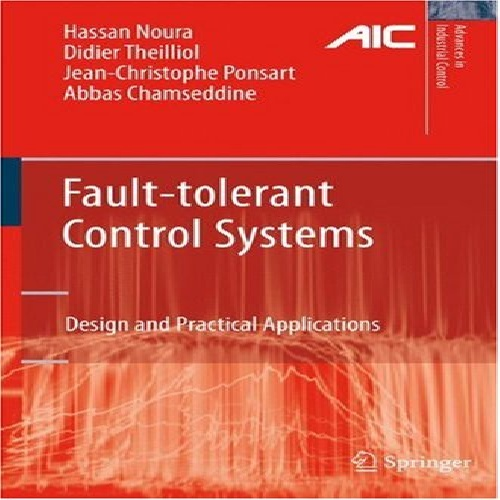 کتاب fault-tolerant control systems: design and practical applications