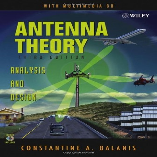 کتاب Antenna Theory: Analysis and Design, 3rd Edition