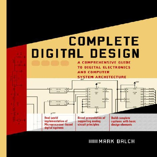 کتاب Complete digital design