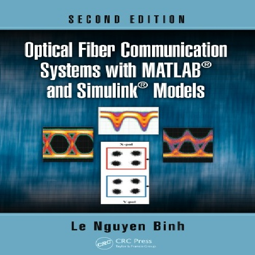 کتاب Optical Fiber Communication Systems with MATLAB